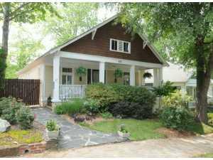 Open house for 466 Candler Ave. Atlanta, GA